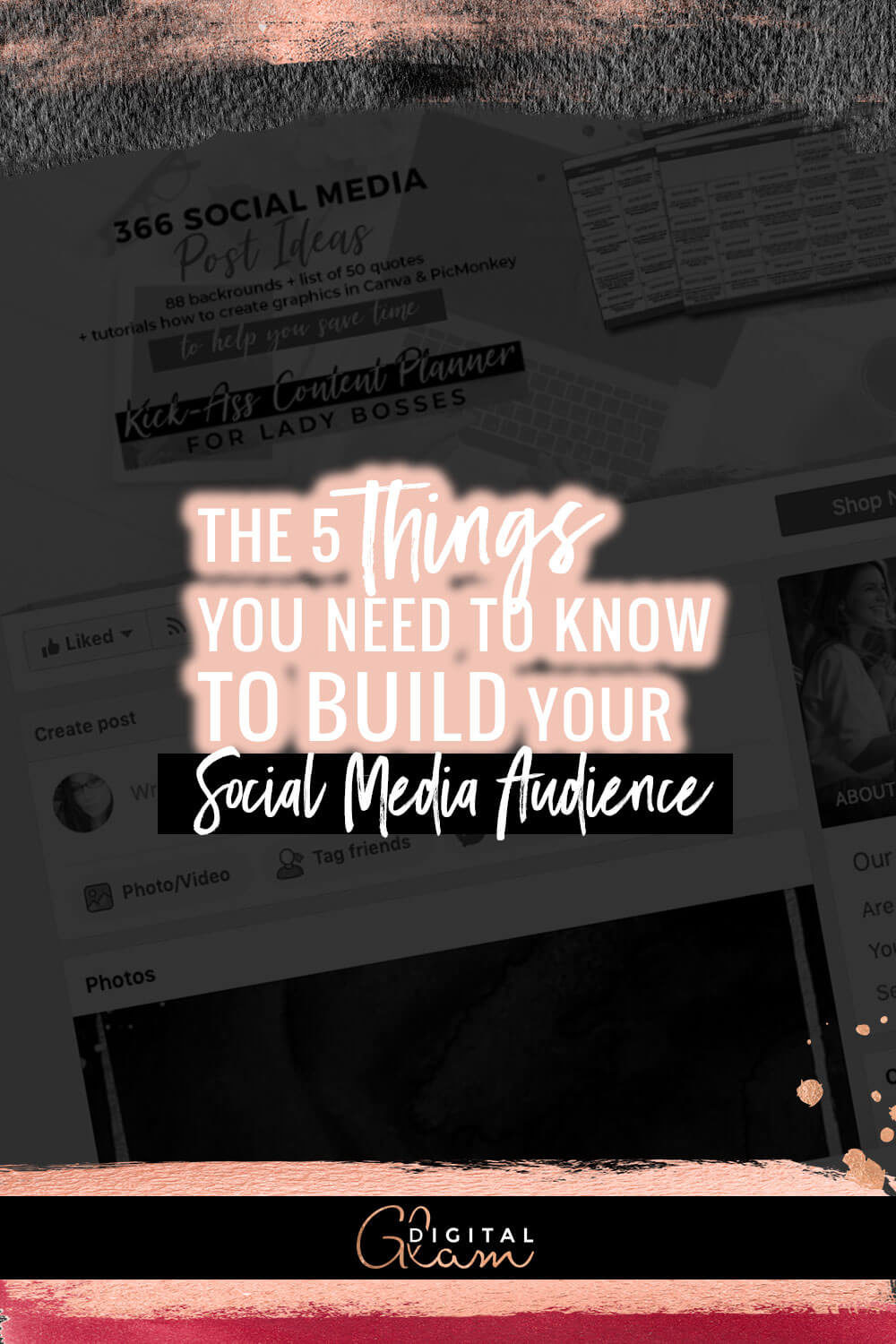 The 5 Things You Need to Know to Build Your Social Media Audience